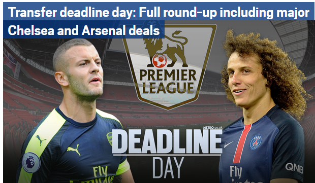 Transfer news LIVE: Deadline day reaction after Chelsea, Spurs, Leicester spend big in final hours