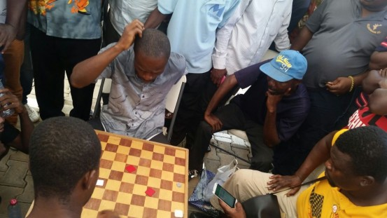 PHOTOS: Happy FM's Damehene Championship Underway in Style at Junction Mall