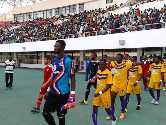 Medeama to abandon Hearts game over referee