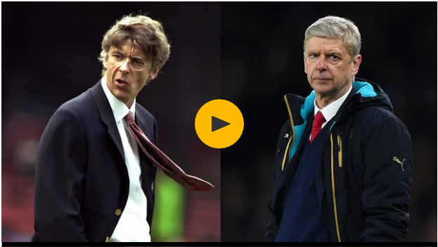Twenty years of Wenger: where are the Arsenal manager's rivals from 1996 now?