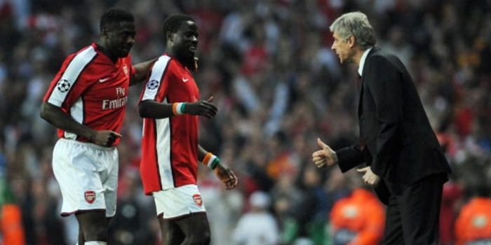 Arsene Wenger hails African players - They made a huge impact on me