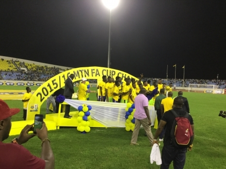 Bechem United Beat Okwahu United to Scoop 2015/16 MTN FA Cup