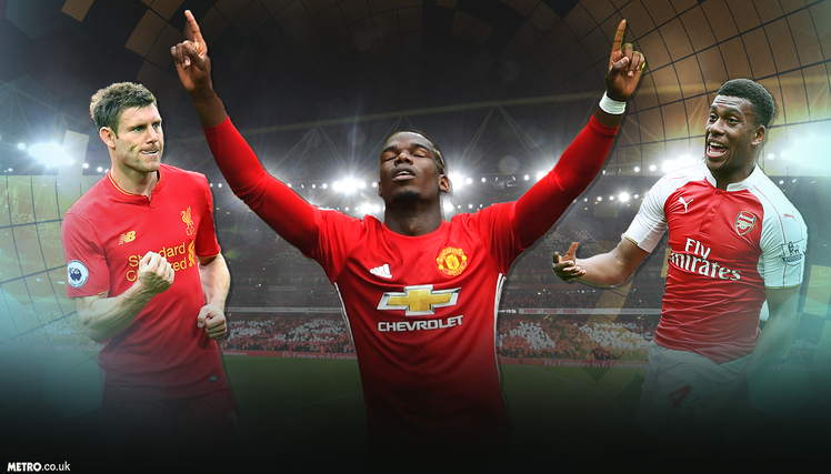 EPL Team of the Week: Paul Pogba, Alex Iwobi and James Milner all make the XI