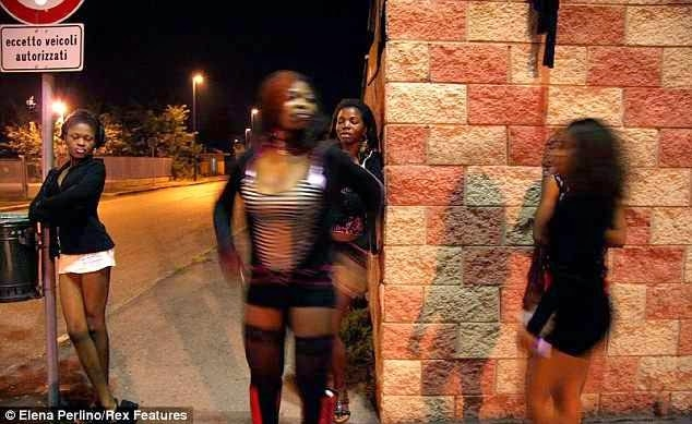 """Police rescue Nigerian prostitutes as young as 16 """"held hostage"""" in Ibiza"""