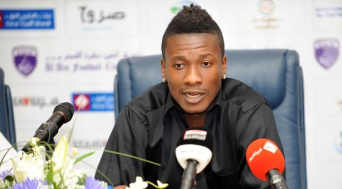 Asamoah Gyan, Andre Ayew, Other Black Stars Players Congratulate Nyantakyi On New FIFA Role