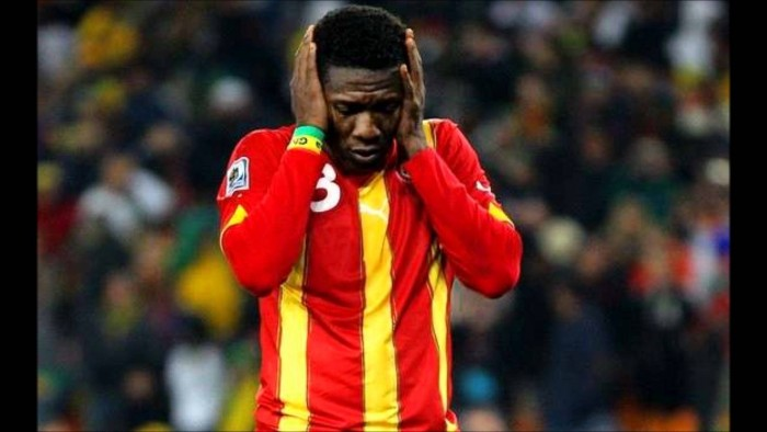Gyan should rescind his penalty decision or forget the armband- Odartey