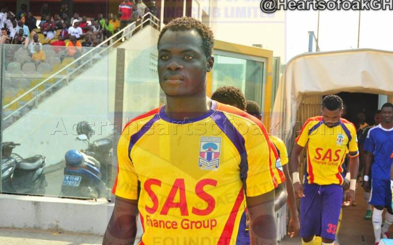 Inusah Musah Earns Black Stars Call-up - As Grant Names Squad For World Cup Qualifier