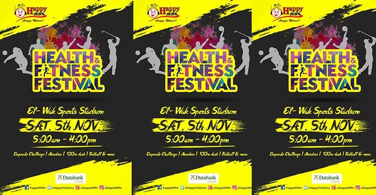 OVER 100 KEEP FIT CLUBS GEAR UP FOR 2016 HAPPY FM HEALTH AND FITNESS FESTIVAL