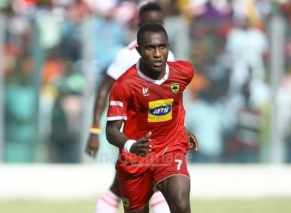 Kotoko's Obed Owusu Wins Overall WORST Player of the Year in Happy FM's Golden Bin Awards
