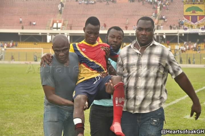 Samudeen Disappointed in Himself- After Winning WORST Midfielder of the Year