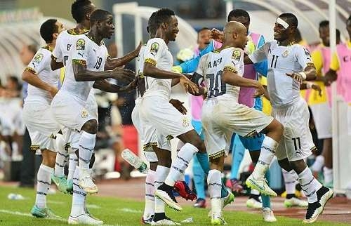 Black Stars Probable Starting Line-up Against Egypt- Samuel Tetteh To Start