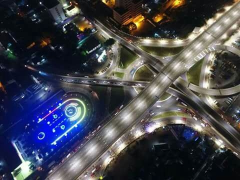 Kwame Nkrumah interchange to be opened today