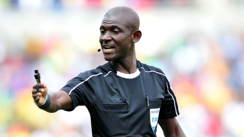 Takyi Arhin applauds CAF decision to suspend referee J.O Lamptey
