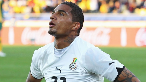 Forget about KP Boateng and give local players the chance - MNS Doe