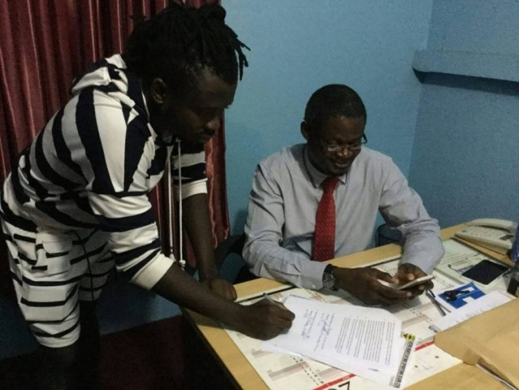 Medeama to report Hearts of Oak to FIFA for illegally signing Malik Akowuah