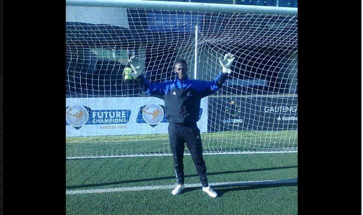 Medeama SC Goalie Michael Sai undergoing trials in Germany