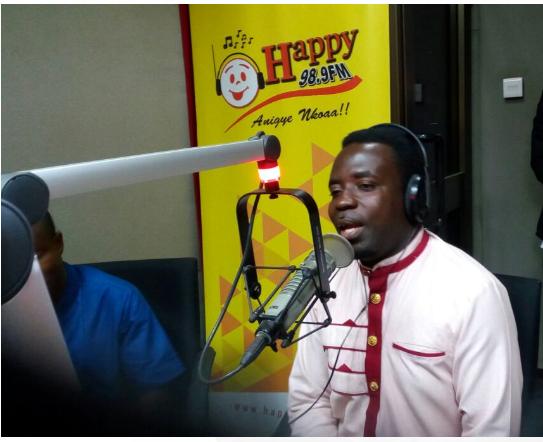 Nyansa Boakwa Surprised Me On Radio - OJ