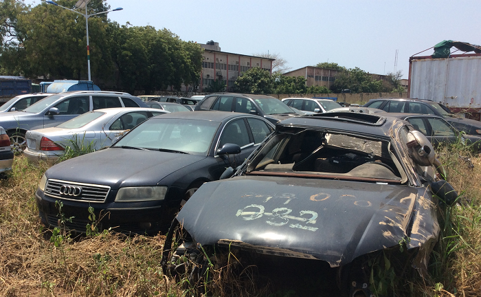 Court gives order for auction of 13 vehicles seized by INTERPOL