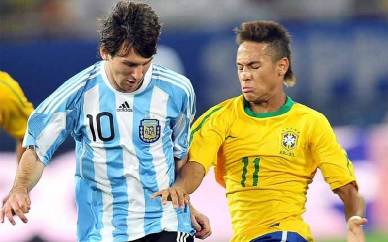 Brazil and Argentina square off crucial World Cup qualifier