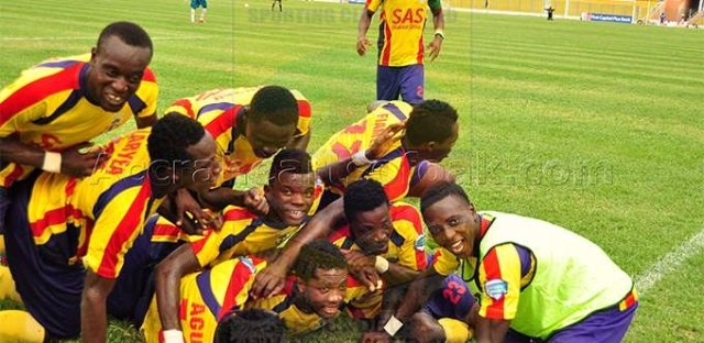 Hearts Vow to beat Aduana Stars to lift G6 trophy