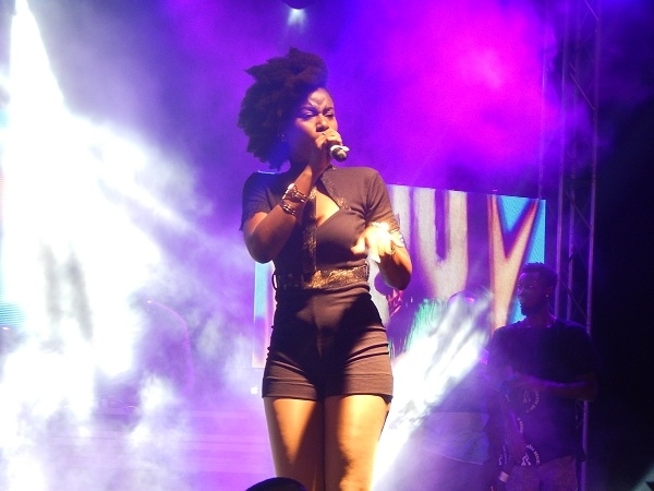 MzVee, VVIP, Mr Eazi, Epixode, Others Thrill Patrons at YFM's Loud in GH