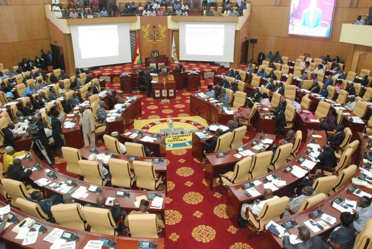 Pack out of Parliament - Speaker advises losing MPs