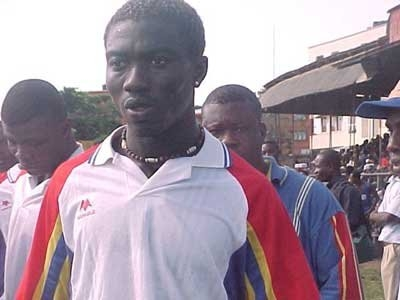 Dong Bortey's dream of re-joining Hearts of Oak quashed