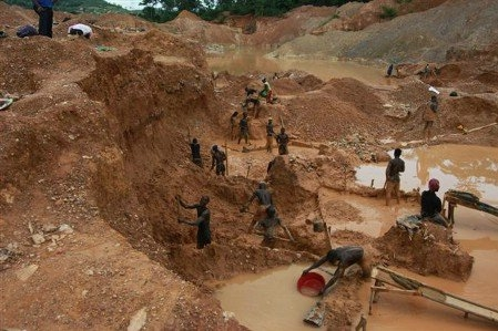Galamsey operator jailed seven years for defilement