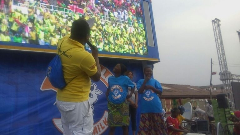 Bukom Residents To Watch Ghana-Mali Game On Giant Screen As Happy FM & Cowbell Take AFCON Coverage To Bukom Park