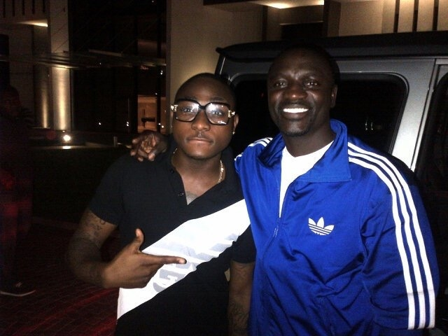 Akon and Davido to thrill fans at AFCON Opening Ceremony