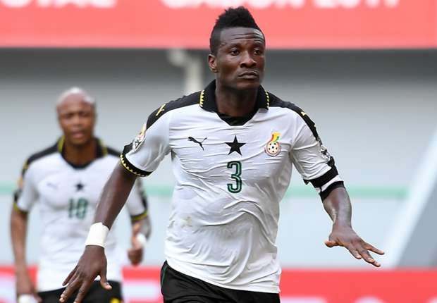 Gyan Returns To Stars Camp After Test - Hopeful Of Return Against DR Congo