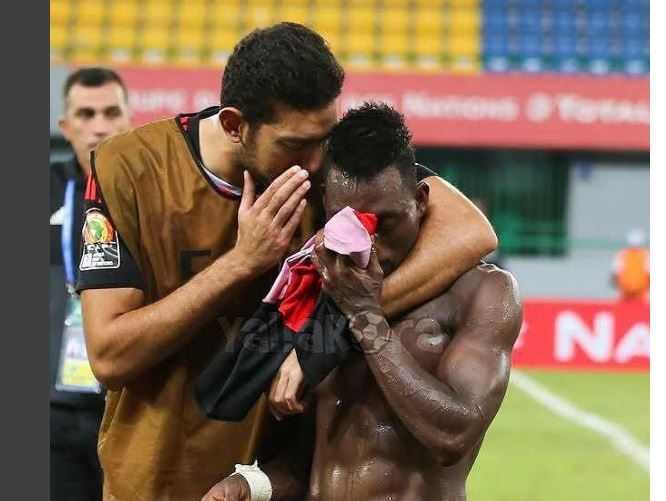 Christian Atsu in hot Instagram banter with DR Congo Star Yannick Bolasie
