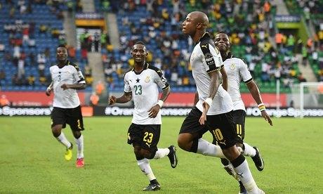Ayew Goal Grants Ghana Vital Win