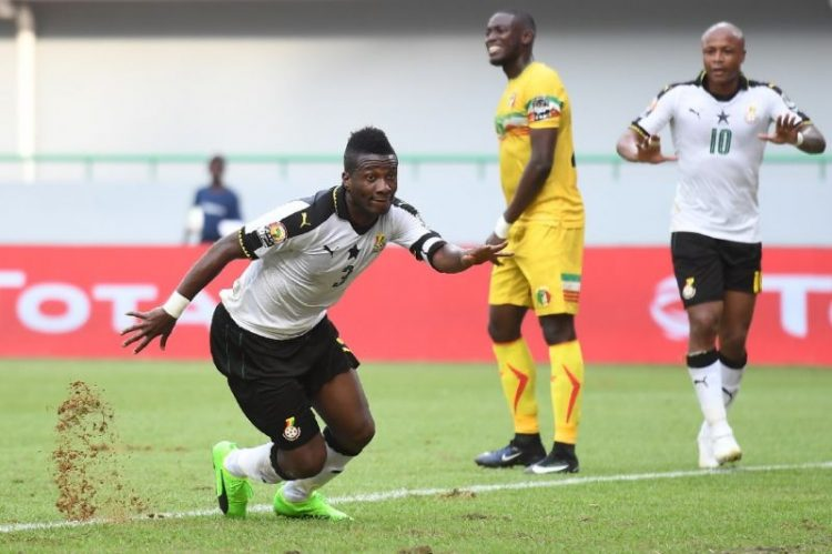 Asamoah Gyan Reveals Why Grant Subbed him in the Uganda & Mali games