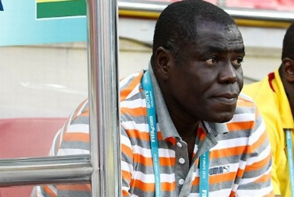 World Cup Winning Coach Sellas Tetteh loses wife