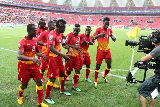 Jonathan Mensah Dropped, Amartey Starts - Black Stars Line-up Against Uganda
