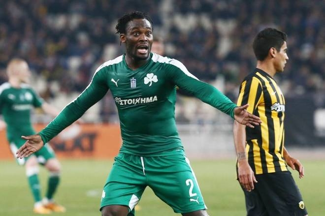 Michael Essien 'Punches' Panathinaikos President and Management
