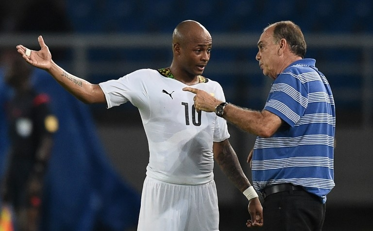 Uganda Test Will Be Difficult - Avram Grant