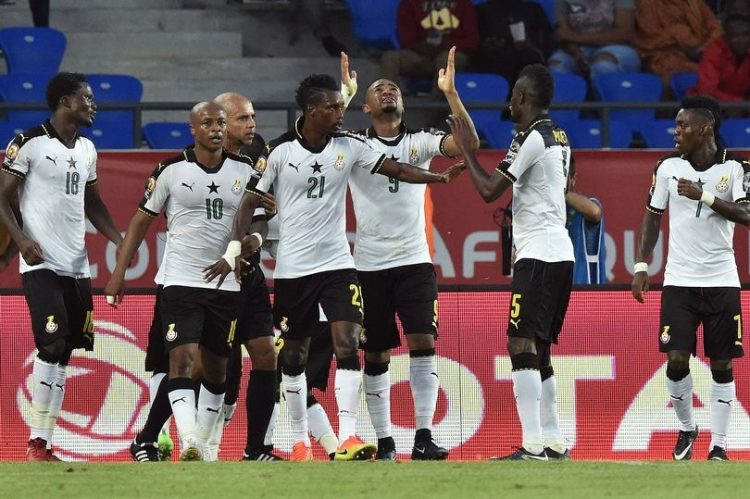 I was emotional because I realised my goal made Ghanaians happy- Jordan
