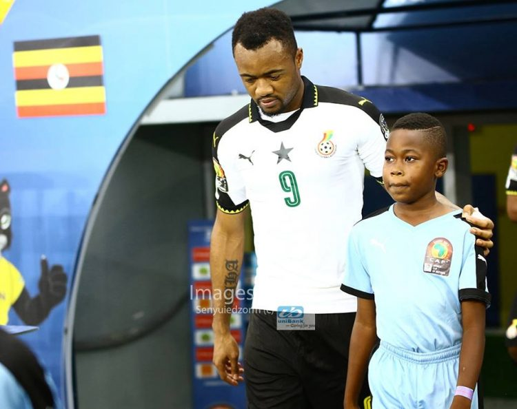 Jordan, Acheampong Start In Grant's Line-up Against Mali Today