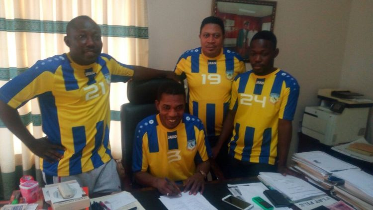 Ex-Black Stars Player Mallam Yahaya Signs 1-Yr Deal As Head Coach of New Edubiase