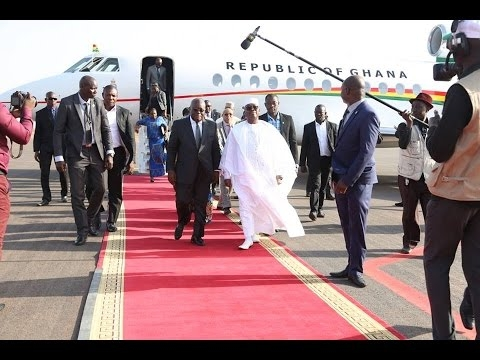 Akufo-Addo attends AU Summit in Ethiopia