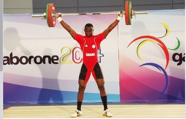 WEIGHLIFTER CHRISTIAN AMOAH TO TRAIN IN USA