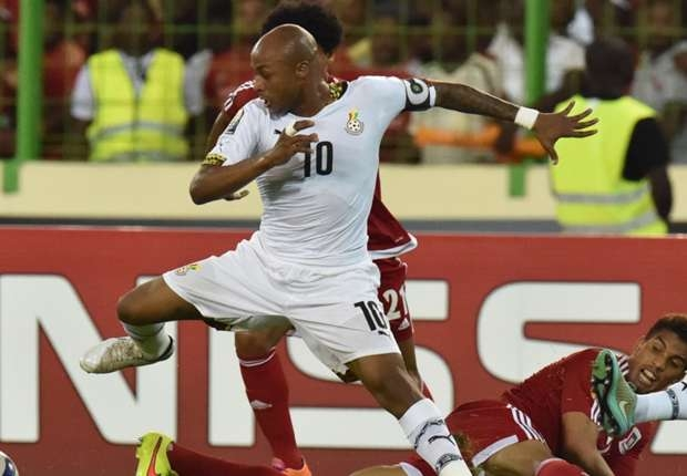 Jordan Leads Attack, Acquah Starts As Gyan Is Benched In Grant's Starting line-up Against DR Congo