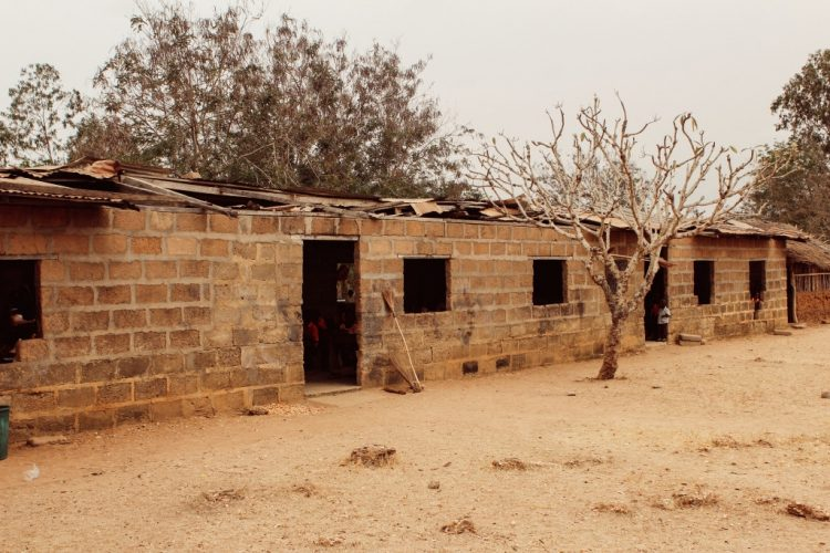 Classroom block collapses on pupils; 6 reported dead