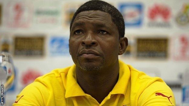 Coach Konadu impressed with Stars despite challenges