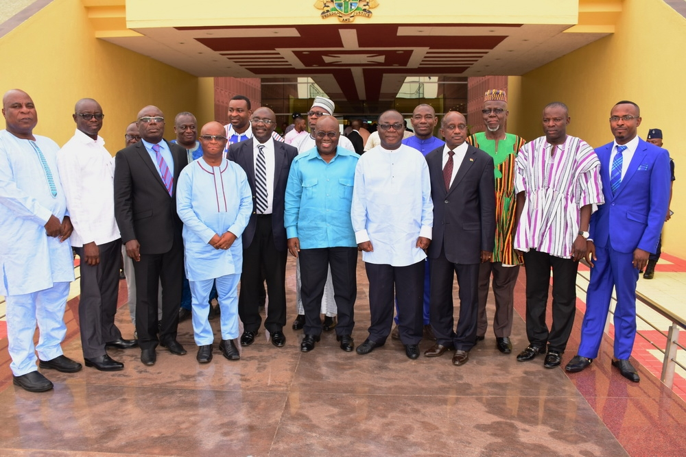 Profile of Regional Ministers designate