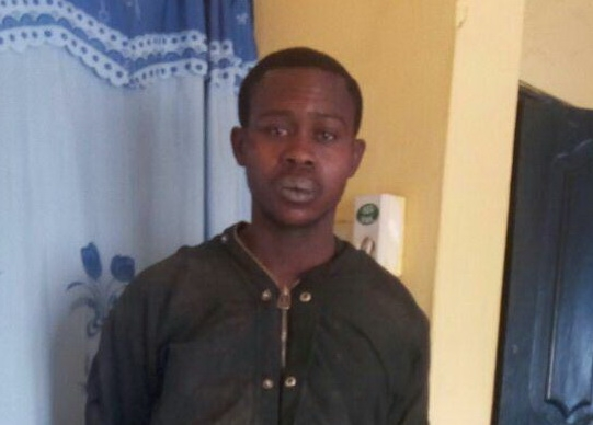 Victims overpower suspected robber