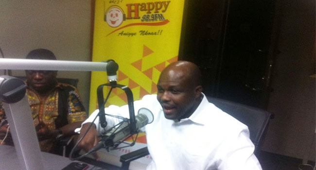 Kojo Addae-Mensah bewails sports snub in State Of The Nation address