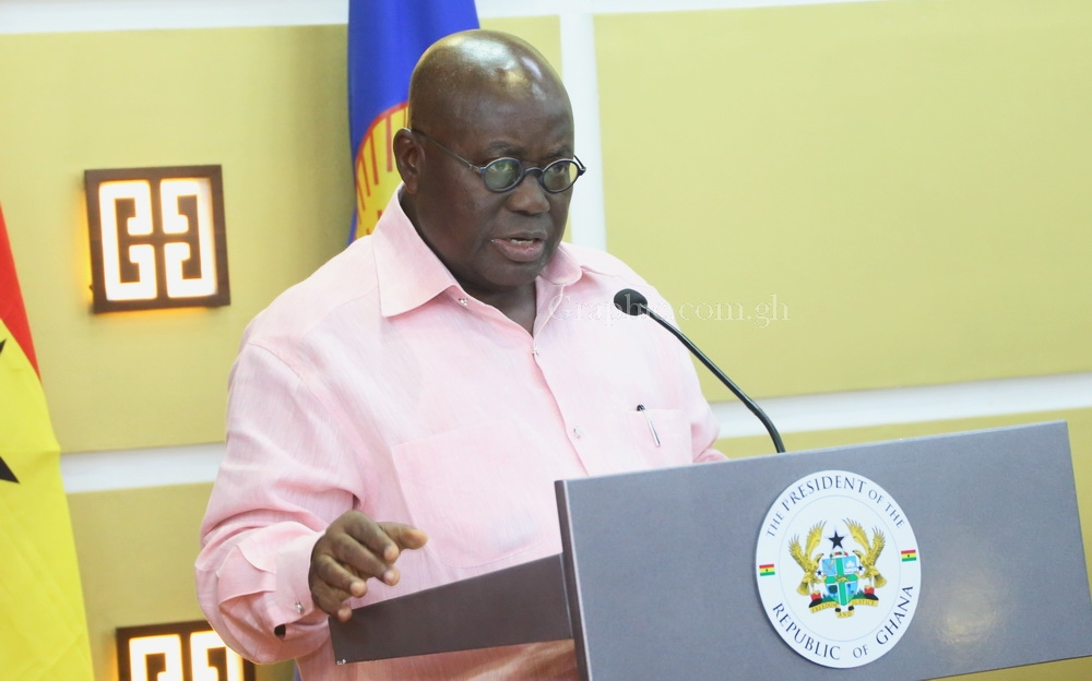 Budget will put economy back on track - President Akufo-Addo